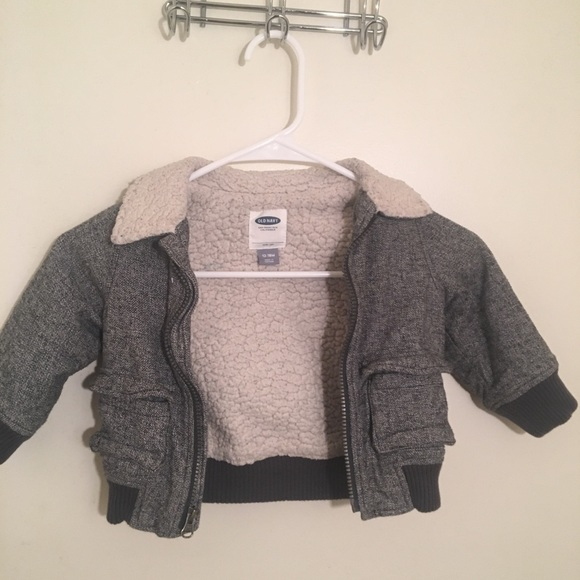 2d9419d2997 ... boys sherpa jacket 12-18 months. Old Navy. M 5bf5e7dbdf03076fe3f21f88.  M 5bf5e7fa619745281655c8a8. M 5bf5e81caaa5b85af2627d1d